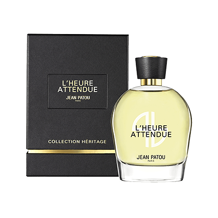 Jean Patou Collection Heritage III L`Heure Attendue