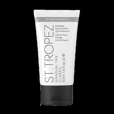 St. Tropez Gradual Tan Everyday Face Cream Light/Medium