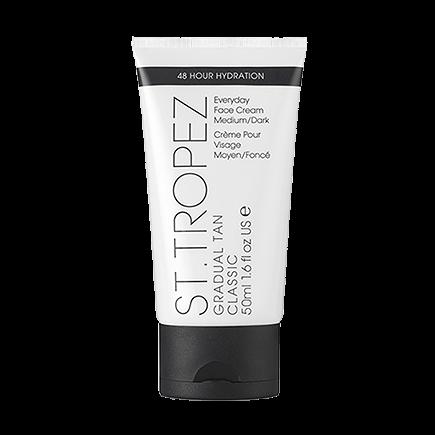 St. Tropez Gradual Tan Everyday Face Cream Medium/Dark
