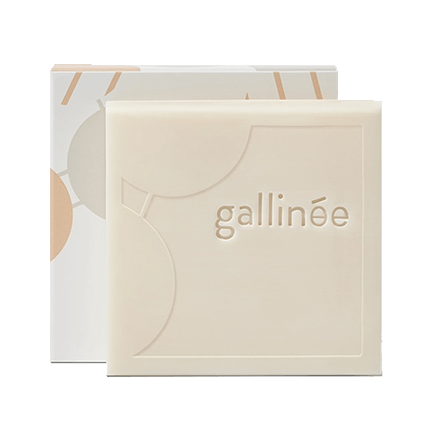 Gallinee Cleansing Bar - Syndet
