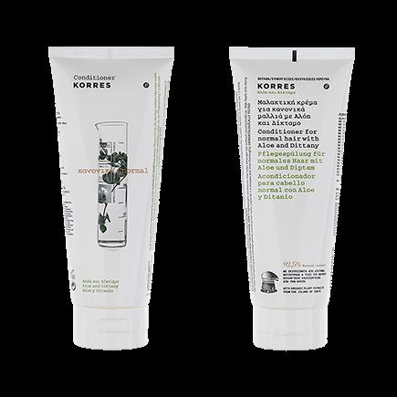 Korres Aloe & Dittany Pflegespülung für normales Haar