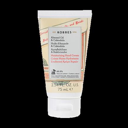 Korres Almond Oil & Calendula Handcreme für den täglichen Gebrauch