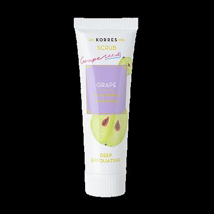 Korres Beauty Shots Grape Deep Exfoliating Scrub