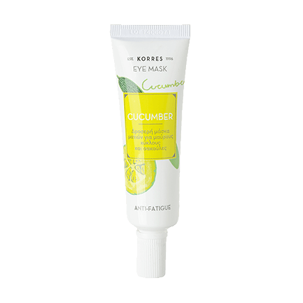 Korres Beauty Shots Cucumber Anti-Fatigue Eye Mask