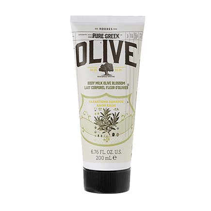 Korres Pure Greek Olive Körpermilch
