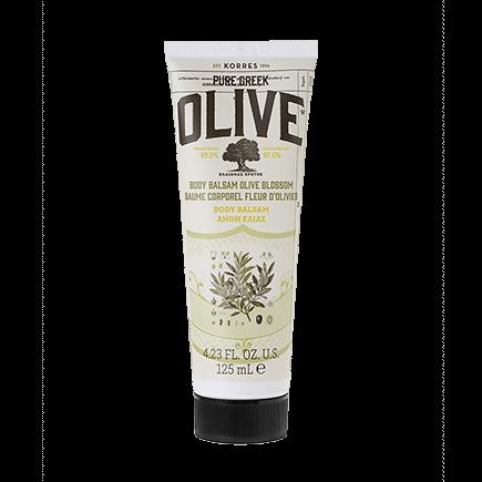 Korres Pure Greek Olive Olive & Olive Blossom Körperbutter