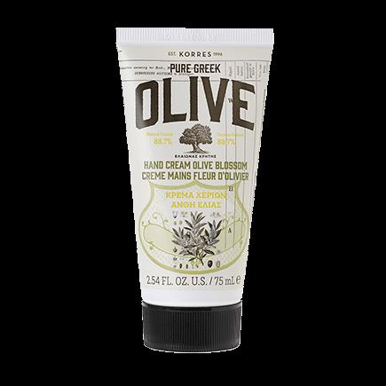 Korres Pure Greek Olive Olive & Olive Blossom Handcreme