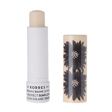 Korres Sunflower Sun protect SPF20 lip balm