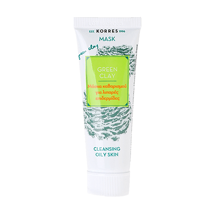 Korres Beauty Shots Green Clay Deep Cleansing Mask