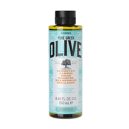 Korres Pure Greek Olive Olive Glanz Shampoo