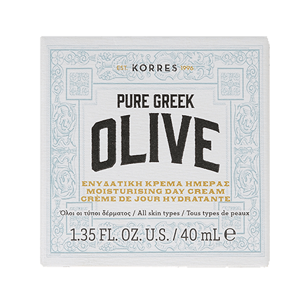 Korres Pure Greek Olive Olive Feuchtigkeitsspendende Tagescreme