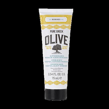 Korres Pure Greek Olive Olive Creme Peeling
