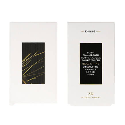 Korres Black Pine 3D Serum für alle Hauttypen