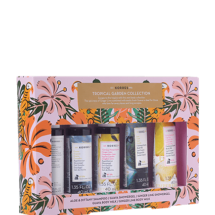 Korres Sets Tropical Garden Collection Mini Set