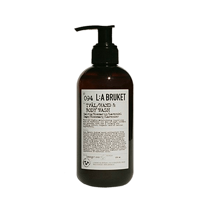 L:A Bruket 094 Hand & Body Wash Sage/Rosemary/Lavender