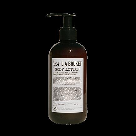L:A Bruket 124 Body Lotion Sage/Rosemary/Lavender