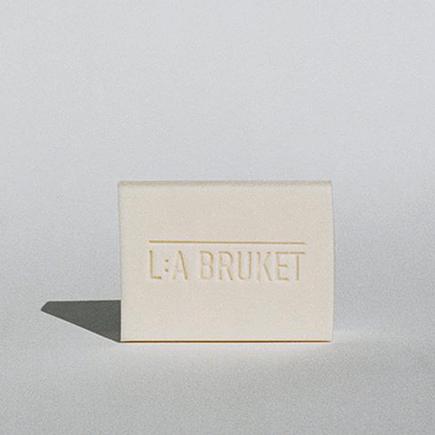 L:A Bruket 007 Bar Soap Wild Rose