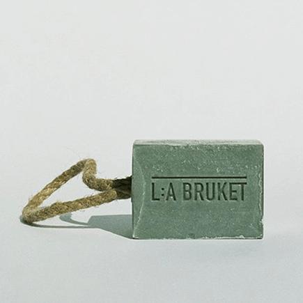 L:A Bruket 013 Rope Soap Foot Scrub