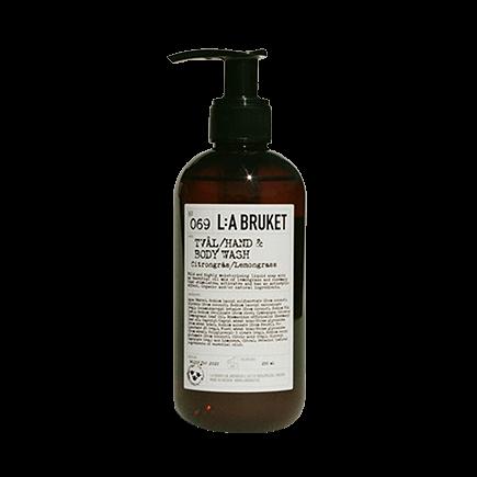 L:A Bruket 069 Hand & Body Wash Lemongrass