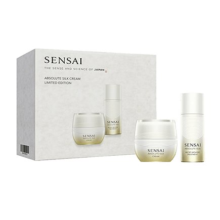 Sensai The Silk Absolute Silk Cream Limited Set