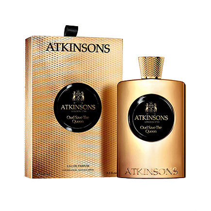 Atkinsons The Oud Collection Oud Save the Queen Eau de Parfum
