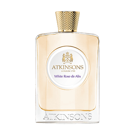 Atkinsons The Legendary Collection White Rose de Alix Eau de Parfum