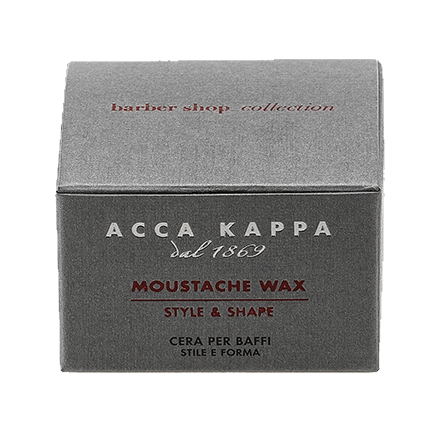 Acca Kappa Barber Shop Collection Moustache Wax