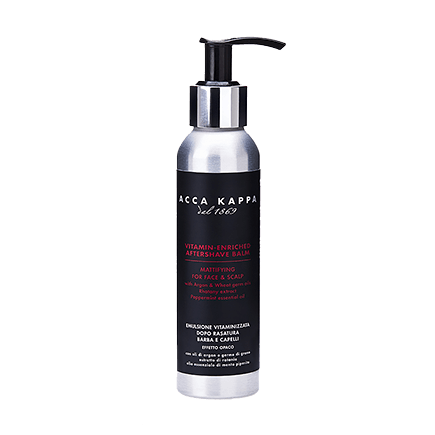 Acca Kappa Barber Shop Collection Vitamin Enriched Aftershave Balm