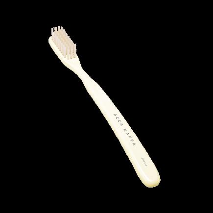 Acca Kappa Toothbrush Collection TOOTHBRUSH VINTAGE HARD NYLON Ivory White