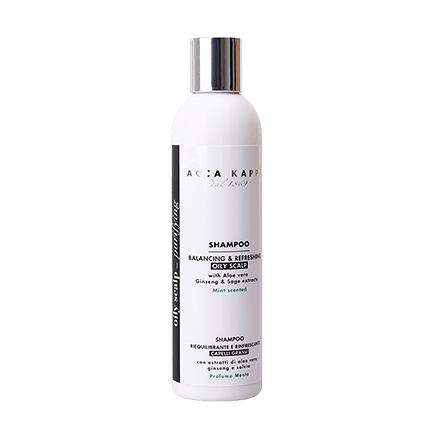 Acca Kappa Hair Care Shampoo for Oily Scalp