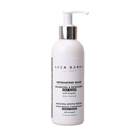 Acca Kappa Hair Care Exfoliating Mask for Oily Scalp