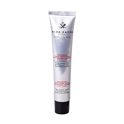 Acca Kappa Natural Care TOTAL PROTECTION NATURAL TOOTHPASTE