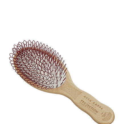 Acca Kappa Hairbrushes Collection PROTECTION PNEUMATIC SOFT TOUCH