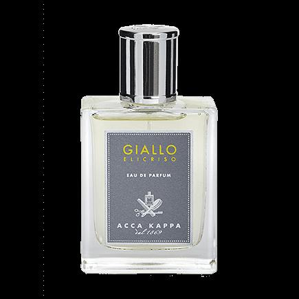 Acca Kappa Perfumes Collection GIALLO ELICRISO EAU DE PARFUM