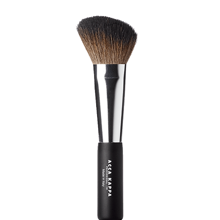 Acca Kappa Professional Make-Up Brushes Angled powder/blusher brush -high quality goat