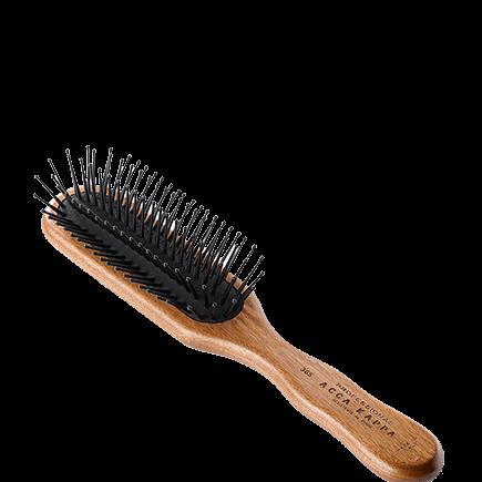 Acca Kappa Hairbrushes Collection Mahogany Kotibe Wood Pneumatic Brush