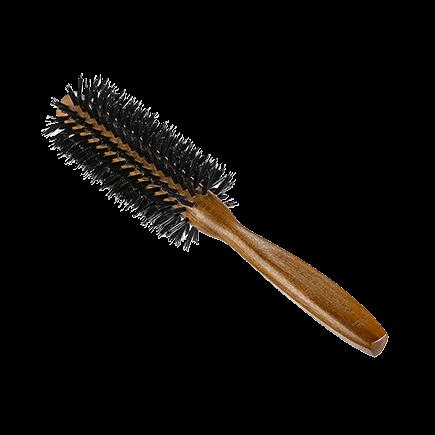 Acca Kappa Hairbrushes Collection Mahogany Kotibe Wood High Density Brush 48 mm