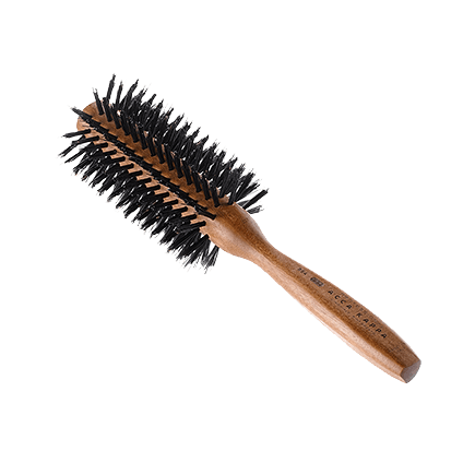 Acca Kappa Hairbrushes Collection Mahogany Kotibe Wood Round Brush Diam. 59