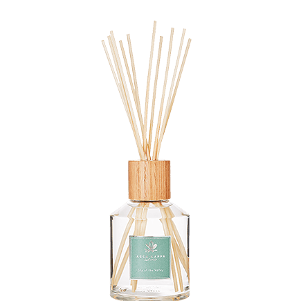 Acca Kappa Hairbrushes Collection LILY OF THE VALLEY DIFFUSER W/STICKS