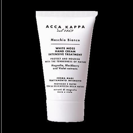 Acca Kappa White Moss HAND CREAM NEW FORMULA
