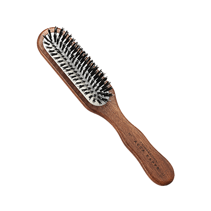 Acca Kappa Hairbrushes Collection Mahogany Kotibe Wood Pneumatic Brush