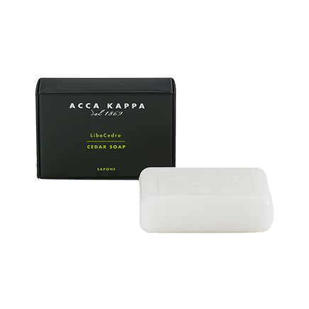 Acca Kappa Libo Cedro Cedar Soap