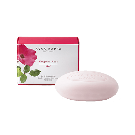 Acca Kappa Virginia Rose SOAP