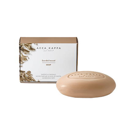 Acca Kappa Soap Collection SANDAL SOAP