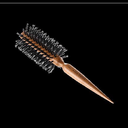 Acca Kappa Hairbrushes Collection Mahogany Kotibe Wood Round Tail Brush Diam. 53
