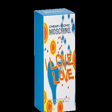 Moschino I love Love Eau de Toilette Spray