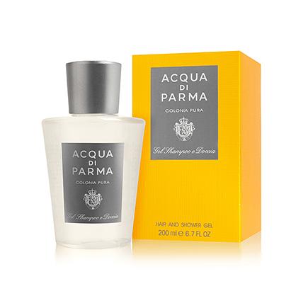 Acqua di Parma Colonia Italiana Colonia Pura Hair & Shower Gel