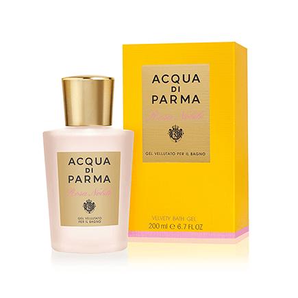 Acqua di Parma Rosa Nobile Neues samtiges Dusch- und Badegel