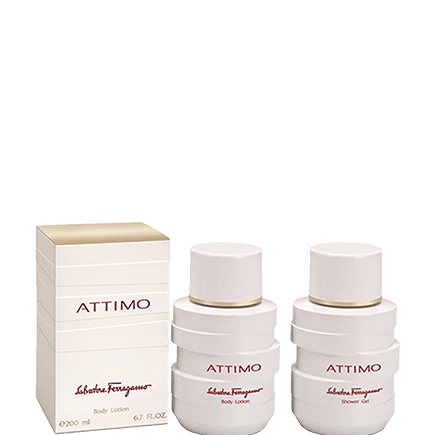 Salvatore Ferragamo Attimo Body Lotion
