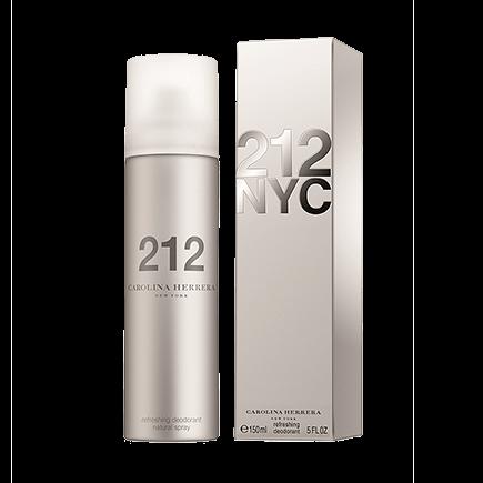 Carolina Herrera 212 Deodorant Spray